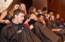 Bucs raise $75,000 for National Pediatric Cancer Foundation by shaving their heads