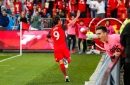 Toronto FC 4-0 Ottawa Fury: Endoh books Reds' place in Canadian Championship final