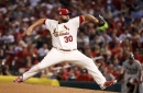 Cards release Broxton, promote Gant