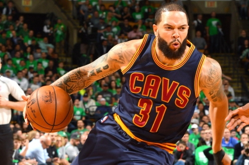 Deron Williams is changing and finding a strange home