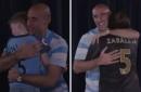 Pablo Zabaleta surprises Man City fans in emotional farewell video