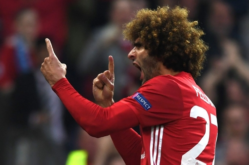 Manchester United 2016-17 Player Report Cards: Marouane Fellaini