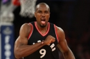 Player Review: Is Serge Ibaka the power forward of the future?