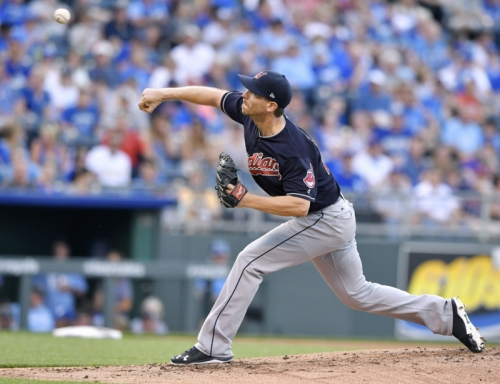 Royals 4, Indians 0: Indians have no answers for Jason Vargas in shutout loss