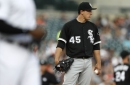 Tigers 15, White Sox 5: Derek Holland bombarded