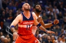 Marcin Gortat had an underappreciated, but uneven season with the Wizards