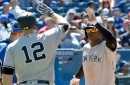 Yankees play HR Derby vs. Blue Jays with 4 homers in 8th