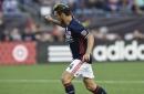 New England Revolution 3-0 Toronto FC: Diego Fagundez puts paid to Reds' unbeaten run