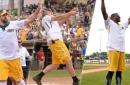 PHOTOS: Jordy Nelson's charity softball game