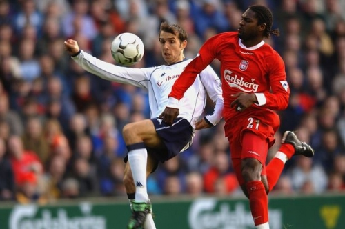 'Who is he to set the standard?' - Salif Diao hits out at Liverpool legend Steven Gerrard
