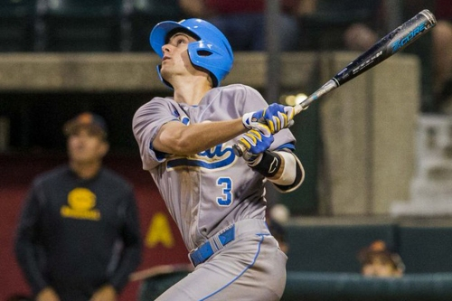 UCLA Falls to Texas, 3-2, Plays SDSU in Elimination Game Today