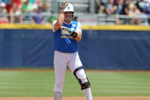 Bad Calls, Quiet Bats Prove Costly For UCLA Softball at WCWS