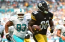 Steelers WR Darrius Heyward-Bey goes back to track and field roots to make case for 2017 roster