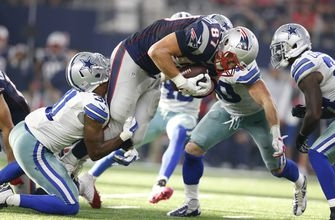 New England Patriots: Rob Gronkowski battles through injuries like no other