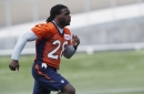 """Broncos' Jamaal Charles increases practice work with a lot to prove. """"Why not think I'm going to be the man?"""""""