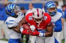 Early 2018 mock draft has Cowboys taking another pass rusher, SMU's Courtland Sutton in the top-10