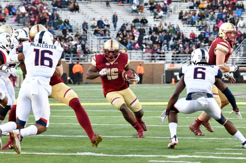 Boston College Football: Game Time, TV Info Annoucned for Game against Connecticut