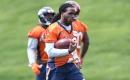 Jamaal Charles looking good at Broncos practice