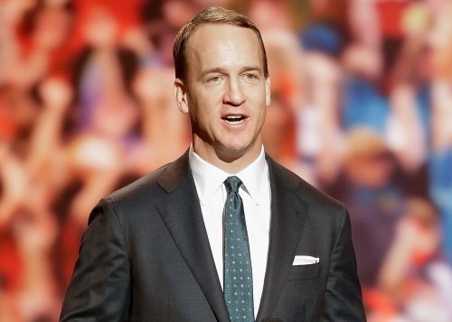 NFL GM: 'Peyton Manning will be president one day'