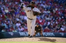 Giants notes: Posey and Pence rest, Cueto will try to maintain mastery of Brewers