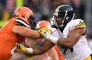 Stephon Tuitt says he's not thinking about his next contract