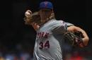 Noah Syndergaard isn't close to throwing, won't rush return