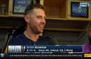 Peter Bourjos does a bit of everything in return to Rays