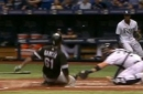 White Sox outfielder hits into the most exhausting out of the MLB season