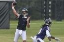 NFL Media Senior Analyst Gil Brandt lists Flacco-Perriman as one of the rising QB-WR combinations
