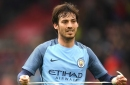 Man City's David Silva approves of his long-term replacement