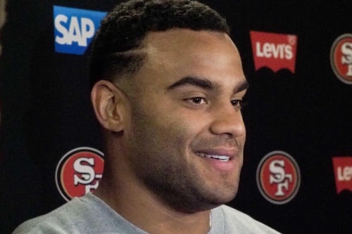 49ers want Solomon Thomas to learn LEO role 'just in case'