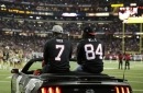 Falcons to honor former stars Michael Vick, Roddy White The Associated Press