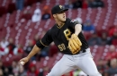 Pirates pitcher Tyler Glasnow's spot in rotation could be in jeopardy with Jameson Taillon's return looming
