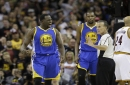 Draymond Green elbows Iman Shumpert in the face, gets technical foul for reacting