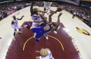 Golden State coach Kerr admits Cleveland Cavaliers' physical aggression was too much for Warriors