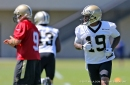 Ted Ginn quickly adding veteran voice among Saints wide receivers
