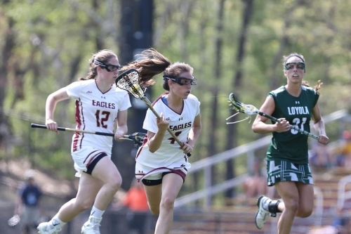 Boston College Women's Lacrosse Earns Early Top 10 Ranking for 2018