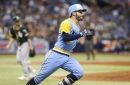 Game 1: Evan Longoria's walkoff hit in 10th lifts Rays over A's (w/video)
