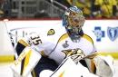 Predators leaning on Pekka Rinne to force Penguins back to Pittsburgh