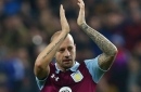 Watch the lengths Aston Villa fans will go to to proclaim their love for Alan Hutton