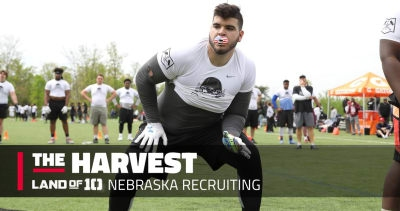 Nebraska recruiting notebook: 3-star OT Chris Bleich on his UCLA visit and pushing back his commitment date