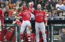 Angels steal bases in 12-6 win over Astros & steal statement series in Houston