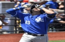 Pirates with four picks on first day of MLB draft