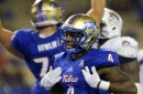 TU's D'Angelo Brewer one of AAC's three returning 1,000-yard rushers