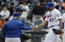 Jeurys Familia hopes to be cleared to start throwing this week