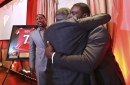 Blank, Falcons hold retirement celebration for Vick, White The Associated Press