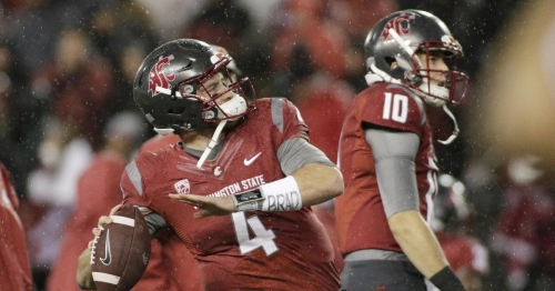 How many football games will the WSU Cougars win this year? 'Six,' says this analysis