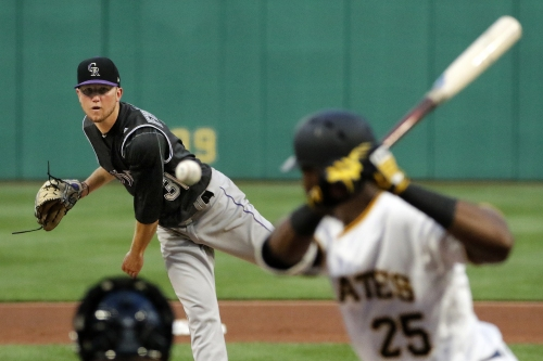 Rockies' bats cold in the clutch, Kyle Freeland struggles in loss to Pirates