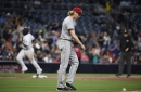Bronson Arroyo shelled again as Reds lose to Padres 9-3