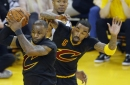NBA Finals 2017 J.R. Smith Game 5 transcript: 'Try to even it up again next year'
